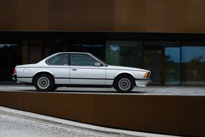 1982 BMW 6 Series  - 628 csi
