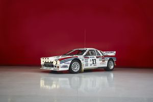 1983 Lancia 037  - Rally Evo 2 Group B - World And European Rally Championship