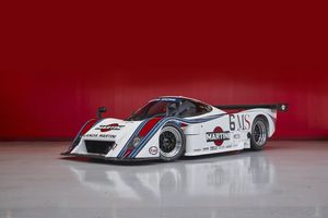 1983 Lancia LC2  - 1983 24 Hours of Le Mans & Podium finish at 1984 Kyalami 1000 KM