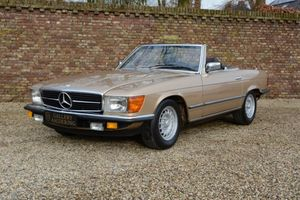1983 Mercedes-Benz SL