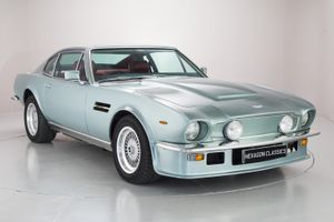 This Aston Martin V8 Is A Shared Experience For Father And Son Video