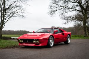 1984 Ferrari 288 GTO  - Less than 15,000 kms (9,300 miles) from new - Only two owners from new and ordered new with air-conditioning