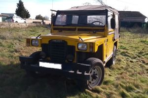 1984 Land Rover Series 1 - 3