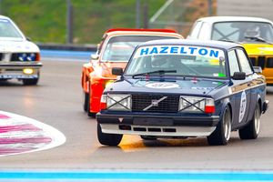 1984 Volvo 240  - TURBO GROUP A