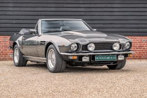 1985 Aston Martin V8  - Volante 'Works restored - PoW adapted'