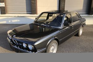 1985 BMW M5  - E28*two owners*german delivery*first paint*original