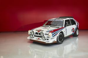 1985 Lancia Delta  - S4 Corsa Group B - Works car and Abarth Classiche Certified