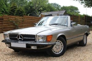 1985 Mercedes-Benz SL