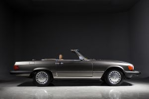 1987 Mercedes-Benz SL