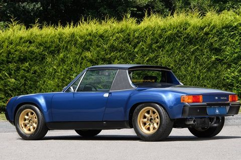 5 collector cars to put in your garage this week