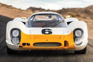 A closer look at the spotlight-stealing RM Sotheby's Monterey sale