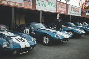 A Conversation With One Of America's Greatest Race Car Designers: Peter Brock