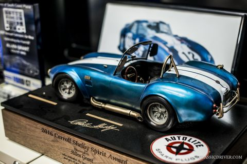 A day at the workshop with Shelby American legend Allen Grant