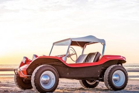 A Dozen Special-Bodied VWs Will Line Up In A Special Class At Amelia Island