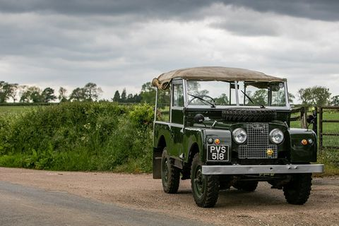 A foray into British automotive history with Silverstone Auctions