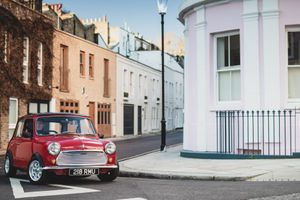 A Mini Converted To Electric Power Could Be The Best Classic For City Living