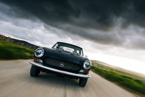A Passion For The 1960s Led A Young Enthusiast To Save This Fiat 124 Sport Spider From An Early Grave