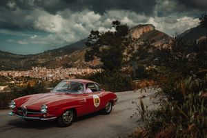 A Tribute To 100 Years Of The Targa Florio, Two Years In The Making