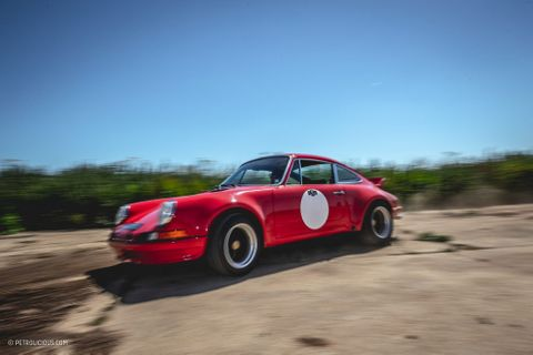 A Tribute To Tributes: Spending Time In A Porsche RSR Homage In England