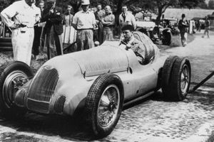 A World-Famous Bugatti Returns To Prescott—80 years on!
