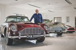Adrian Johnson is the British Aston king in the north
