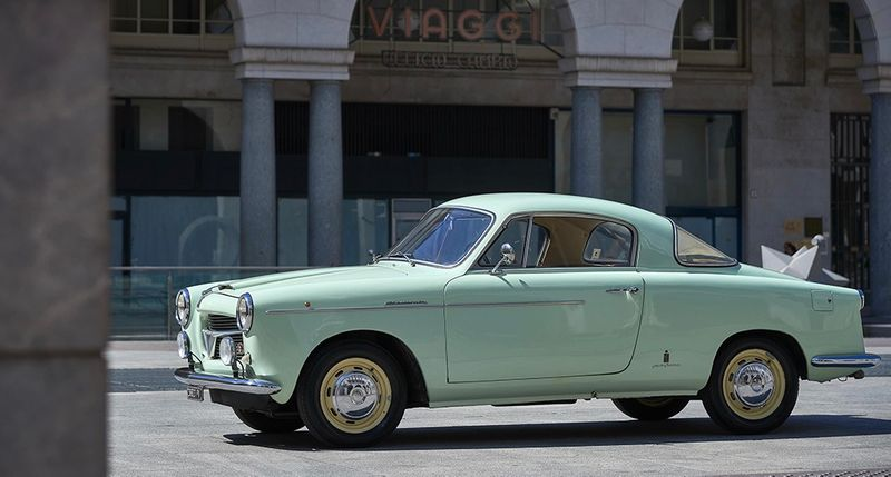 Affordable Italian pizzazz at Pandolfini's Classic Cars sale in Florence