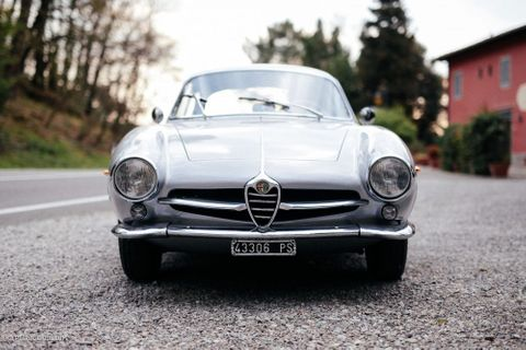 After Racing, A Restoration, And Two Decades Of Unbroken Ownership, This Alfa Romeo Giulia SS Is Staying In Tuscany