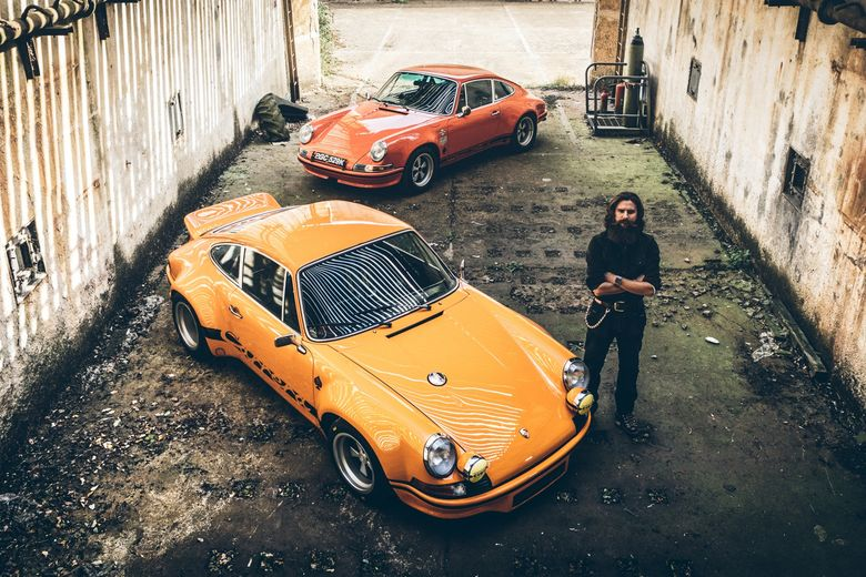 Air-cooled counselling with bohemian Porsche addict Frank Cassidy