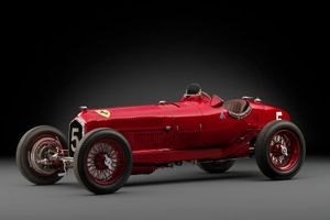 Alfa Romeo Tipo B P3 to be sold at RM Sotheby's 2017 Paris auction