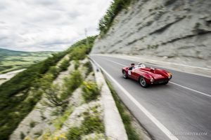 All the action so far on the Mille Miglia 2018