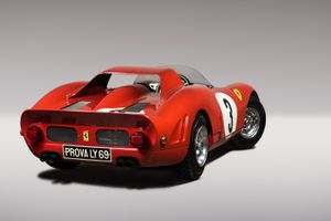 All we want for Christmas is this mini Ferrari 330 P2