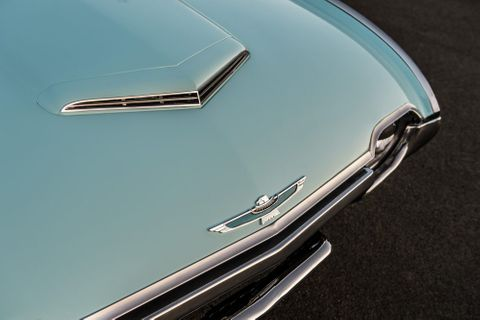 American Avante-Garde: The Enduring Appeal Of A Jet-Age Ford Thunderbird