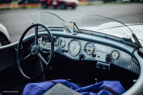 Appreciating The Sumptuous Form Of The 1940 BMW Mille Miglia Roadster