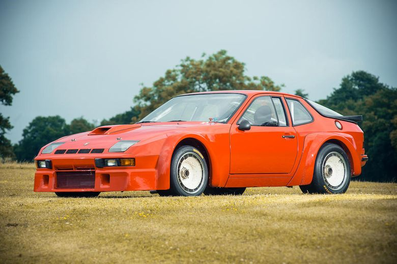 'As new' Porsche 924 Carrera GTR estimated to sell for £475-575k