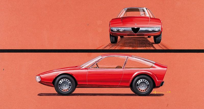Aste Bolaffi is auctioning off small and large treasures of Italian automotive design