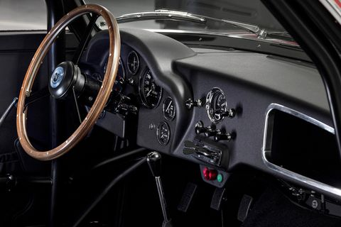 Aston Martin DB4GT Zagato Continuation to make debut at Le Mans