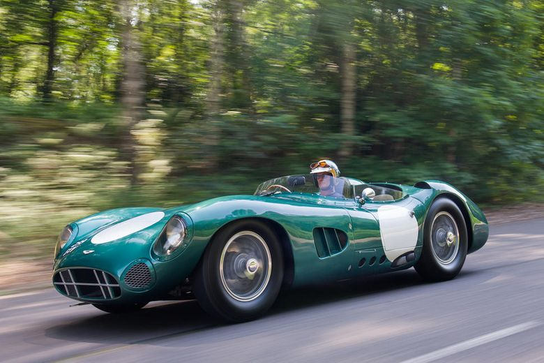 Aston Martin DBR1 and other icons headline RM Sotheby's Monterey auction