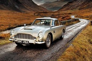 Aston Martin to build 25 Goldfinger DB5 continuation cars