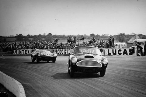 Aston Martin to build continuation DB4 GTs for racing