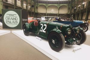 Aston Martin Ulster sells for €2m in Paris