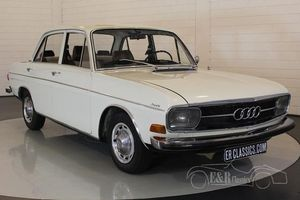 Audi 60L 4 Berline 1972 4 portes Allemand d'origin