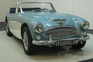 Austin Healey 3000 MK3 BJ8 1965 Top restaurée