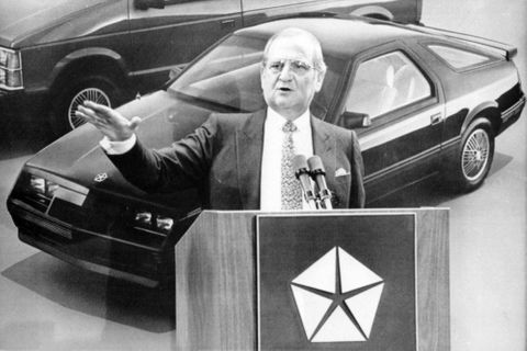 Auto Industry Legend Lee Iacocca, The Father Of The Mustang, Has Passed Away At Age 94