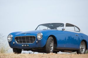 Before Ferrari Was The King Of Grand Touring, They Built This, The 195 Inter