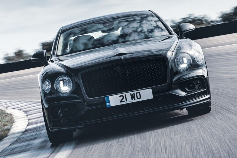 Bentley Centenary-Marking Flying Spur Luxury Grand Touring Sedan To Be Unveiled On June 11