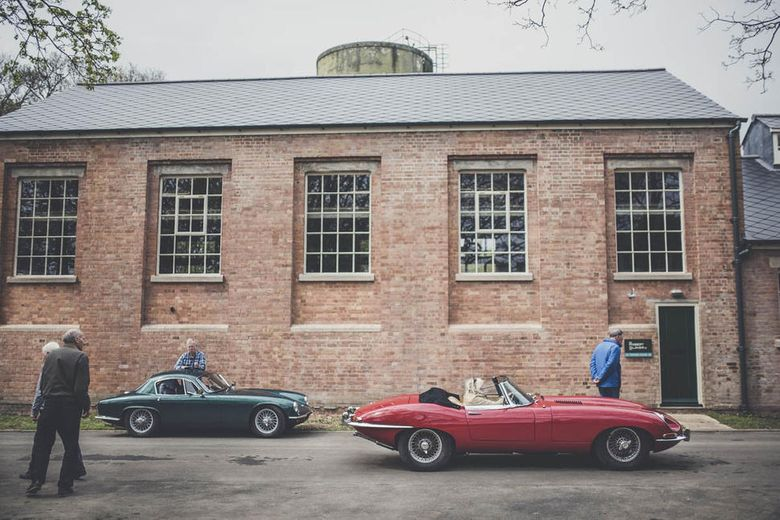 Bicester Heritage partners with Brightwells