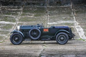 Blower Bentley headlines Historics' November auction