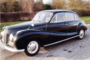 BMW 501 - 6 cylindres