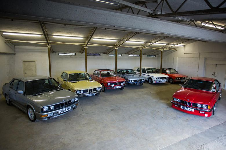 BMW Car Club launches 'Sharknose Collection'
