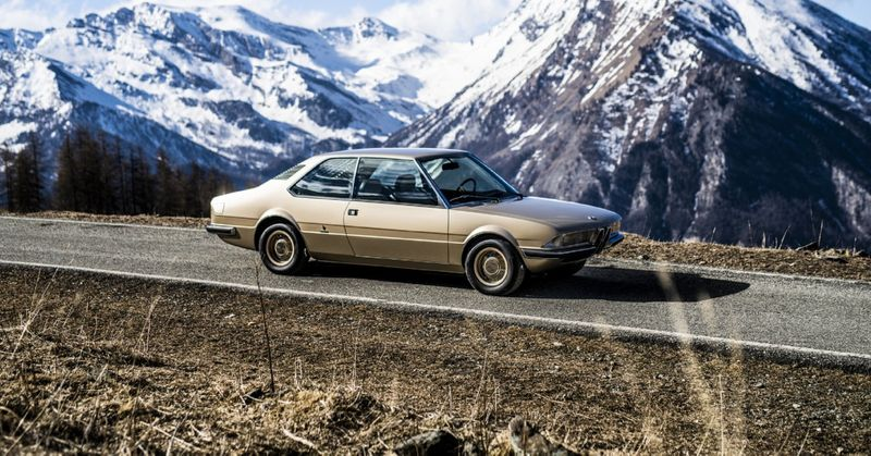 BMW Unveils Recreated Bertone Concept Car at Villa d'Este Almost 50 Years After The Disappearance Of The Original